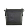 Black Nappa 3/4 Messenger - MA916