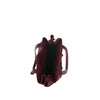 Tibetan Red Washed Leather Hobo / Shoulder Bag - RAW021
