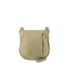 Biscuit Leather Crossbody - A132