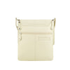 Ivory Leather Crossbody - A192