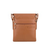 Tan Leather Crossbody - A192