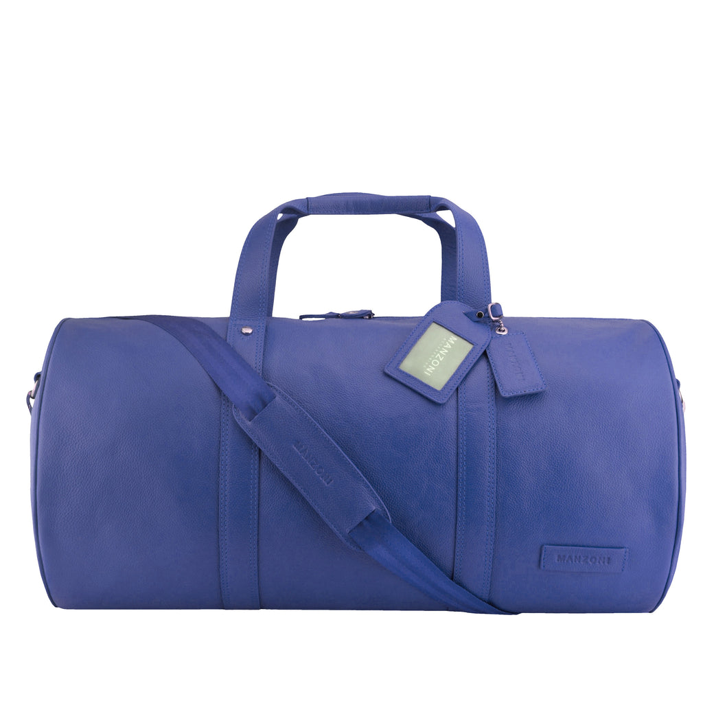 Navy Travel Bag Weekender - L77