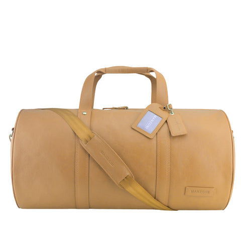 Camel Travel Bag Weekender - L77