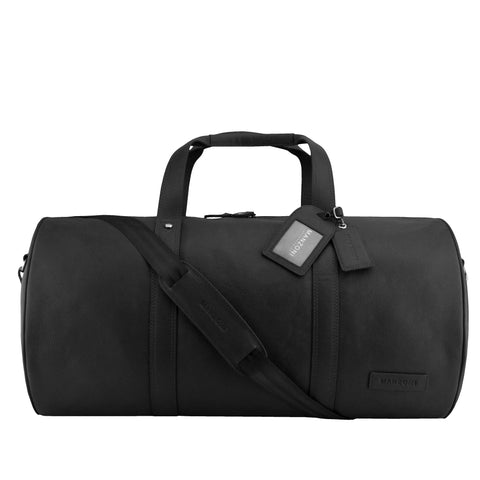 Black Travel Bag Weekender - L77