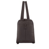 Brown Leather Backpack - R110