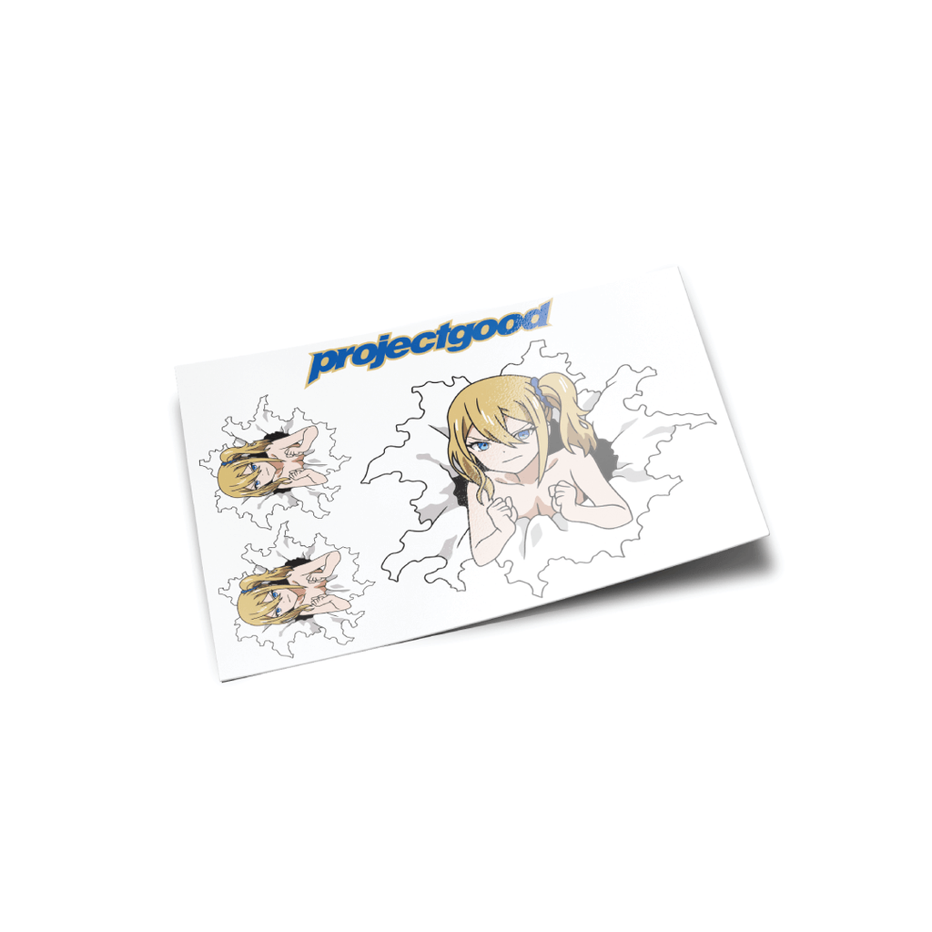 Hayasaka Sticker Sheet