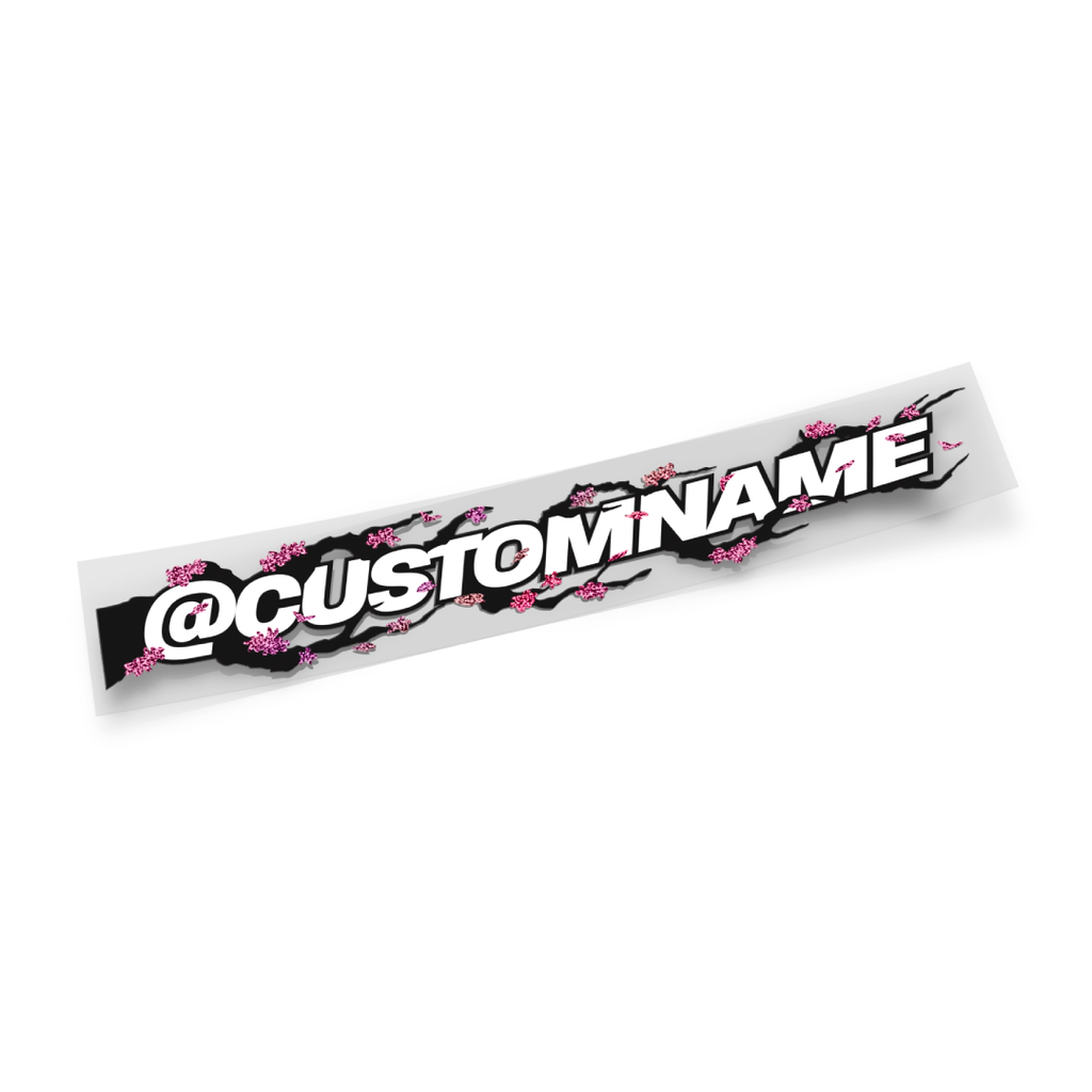 [LIMITED QUANTITY] Custom IG Handle Blossom Ver.