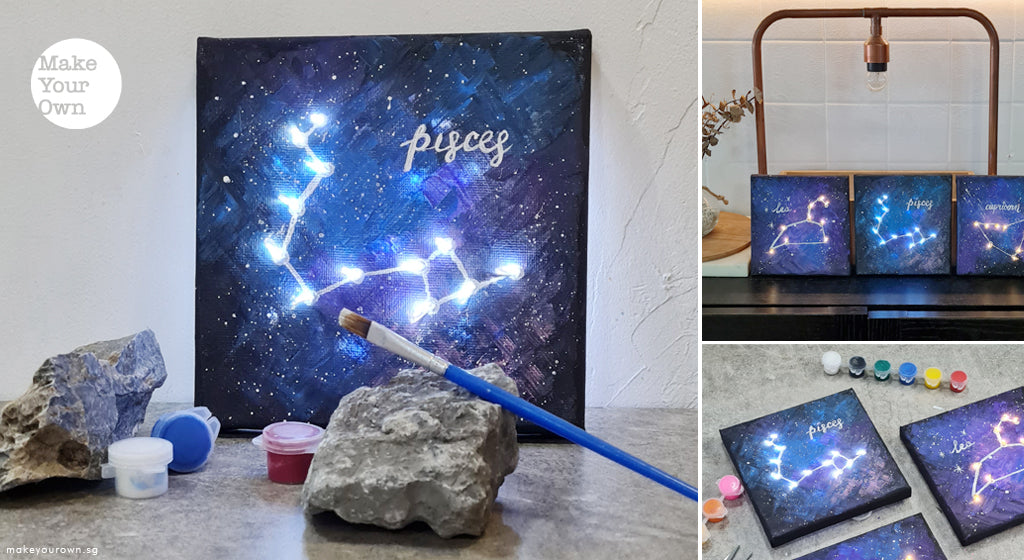 art jam constellation sign step by step guide