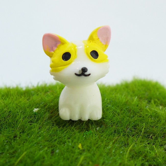 Terrarium animal figurine singapore