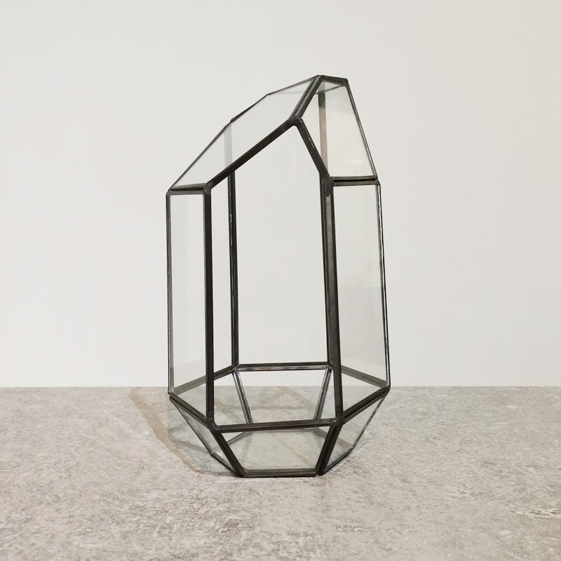 Irregular shaped Geometric Container