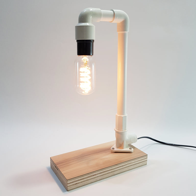 PVC Pipe Lamp DIY Kit