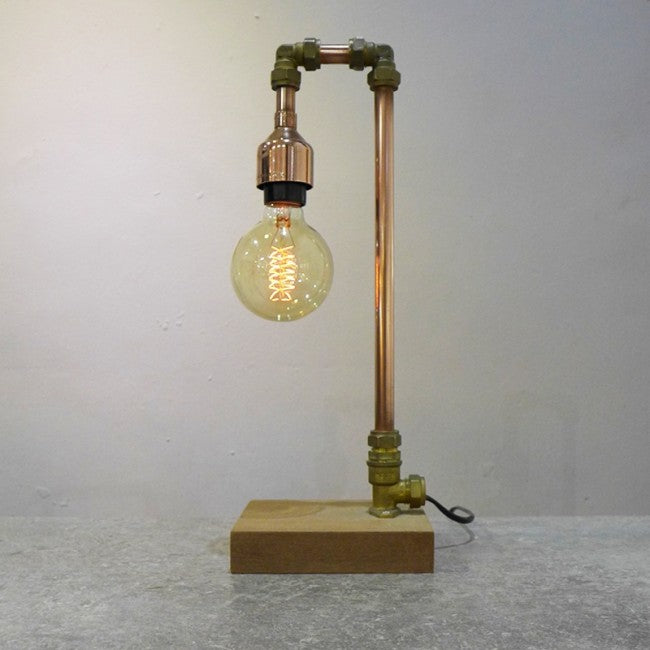 Copper Lamp Handmade Singapore