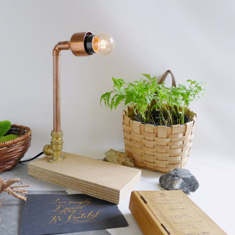 Mini Copper Lamp DIY kit