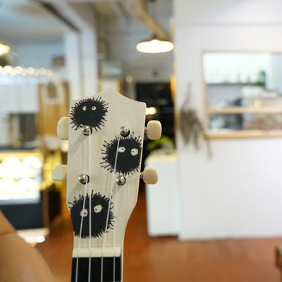 Corporate DIY Ukulele Making Workshop Singapore