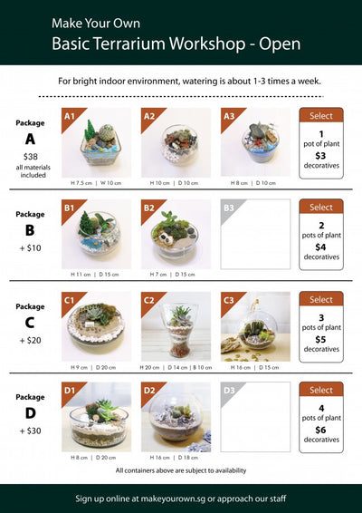 terrarium workshop singapore