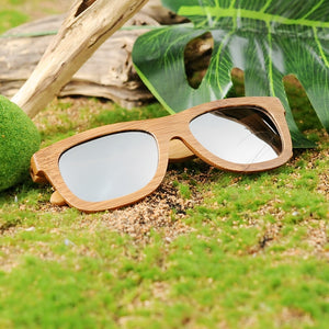 BOBO BIRD'S  Men/Women's  Polarized Wooden  Sunglasses