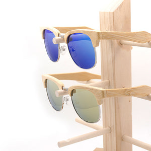 BOBO BIRD  Wood Men/Women Luxury Sunglasses
