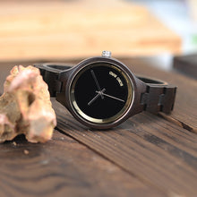 Load image into Gallery viewer, BOBO BIRD'S Wooden Women's Watch