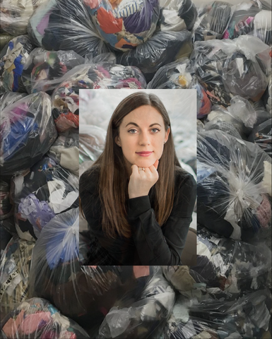 Recycling and Repurposing: Jessica Schreiber