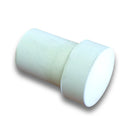Rubber Stopper White
