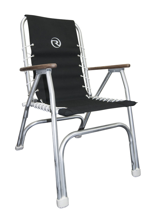 Deck Chair -Black