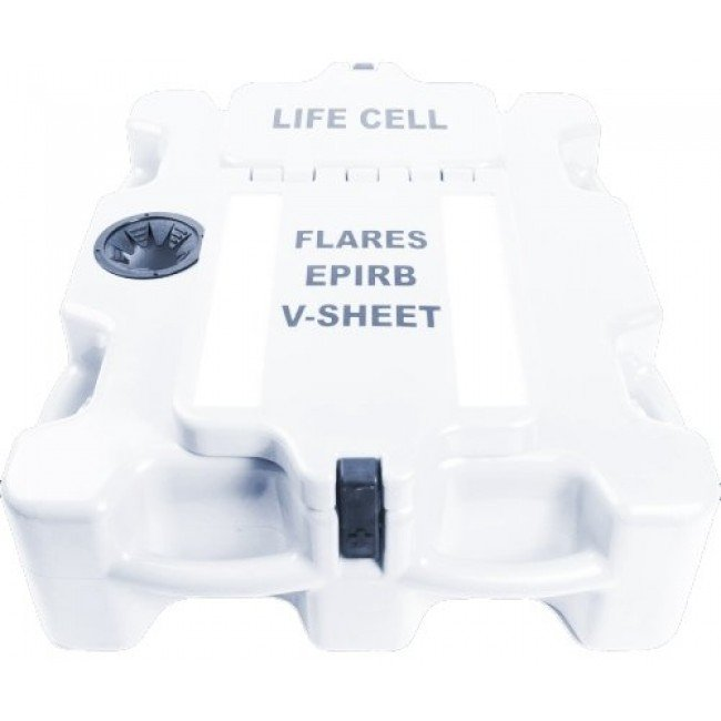 Life Cell - Crewman 8 Person- White