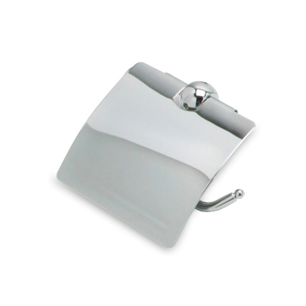 Stasis Chrome Toilet Roll Holder
