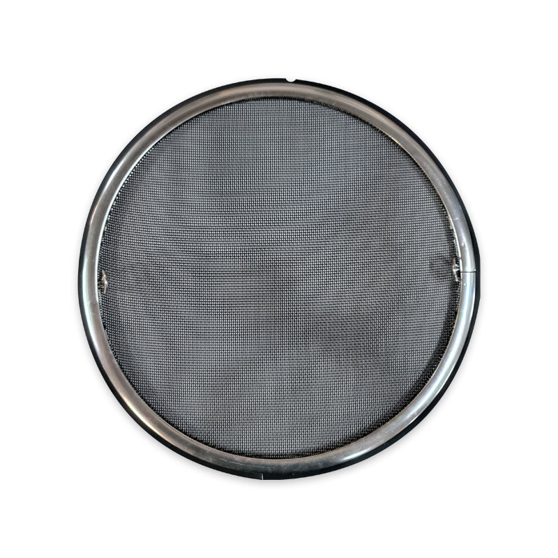Round Portlight Fly Screen - 10in