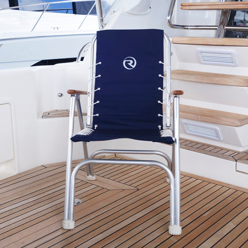Deck Chair - Navy