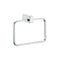 Mizu Chrome Towel Ring