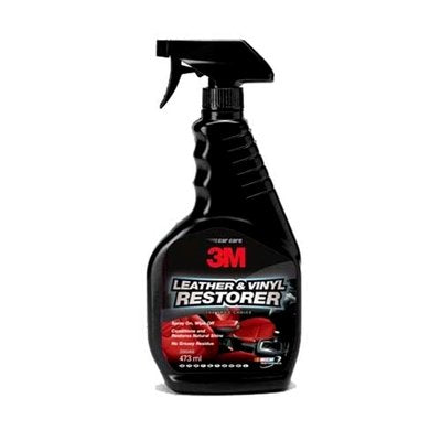3M Cleaner/Restorer Leather/Vinyl 473ml