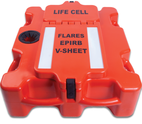Life Cell - Crewman 8 Person