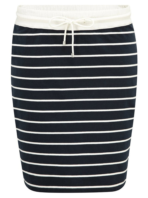 Skirt Maddie Stripe NAVY