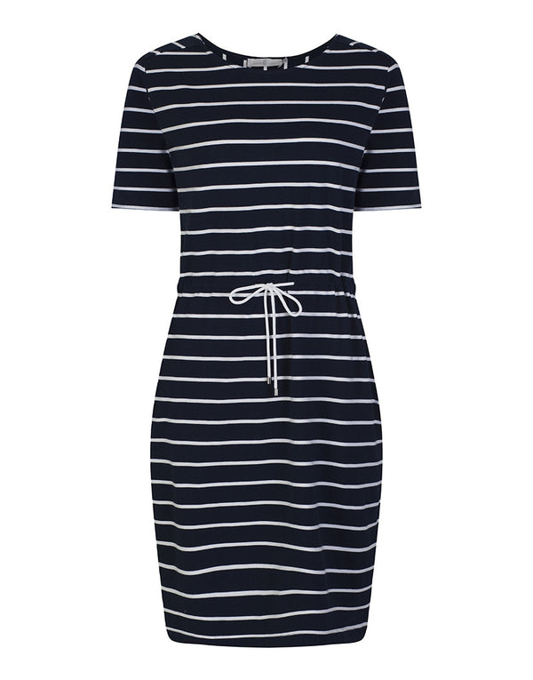 Dress Maddie Stripe NAVY