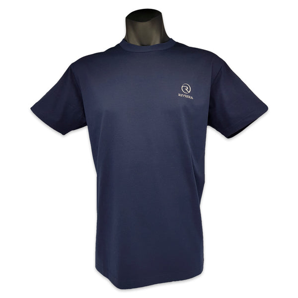 Mens Riviera T-Shirt - Navy