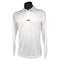 Mens Riviera Lifestyle Long Sleeve Polo - White