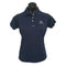 Ladies Fast Dri Polo - Marine