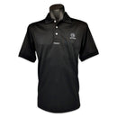 Mens Riviera Polo - Black