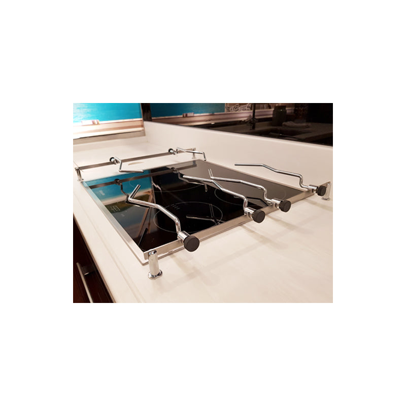 Cooktop Pot Holder Rail - 20in