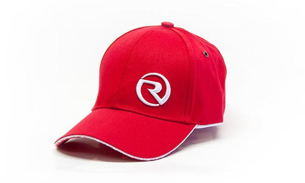 Riviera 3D Cap Red/White