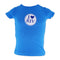 Girls Tee - Azur I Love Riv