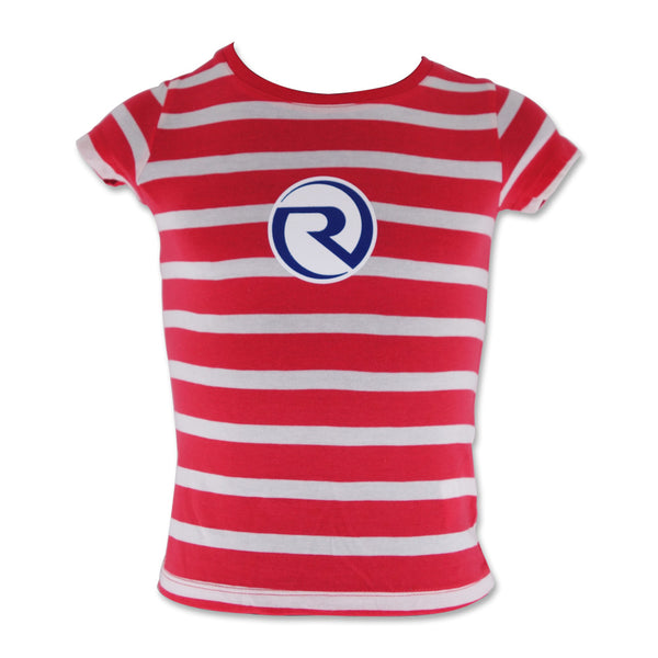 Girls Tee - Strip R