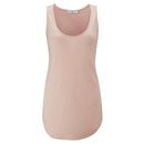 Ladies Sleeveless Top - Coral