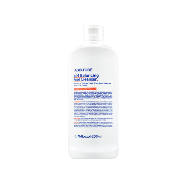 PH balancing gel cleanser 200 ml - i shop seoul