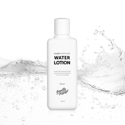 Plain Purifying Water Lotion 220ml - i shop seoul
