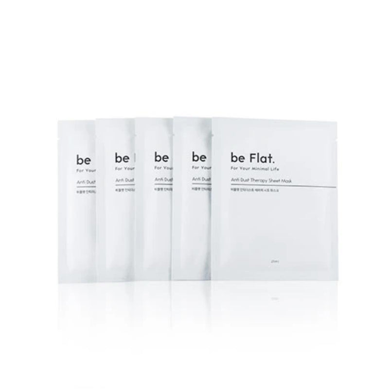 Anti Dust Therapy Sheet Mask Pack (5ea) - i shop seoul