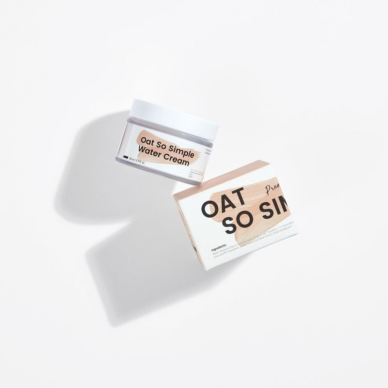 Oat So Simple Water Cream 80ml - i shop seoul