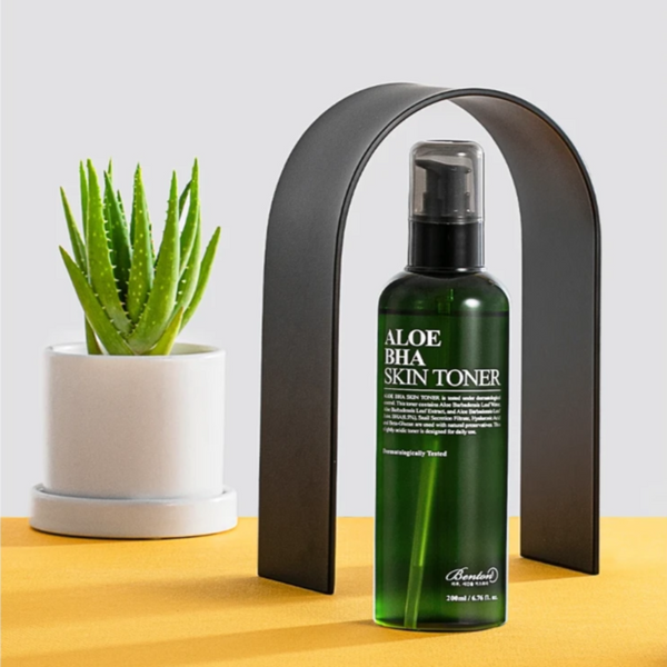 Aloe BHA Skin Toner 200ml - i shop seoul