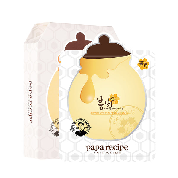 Bombi Brightening Honey Mask Pack 10ea - i shop seoul
