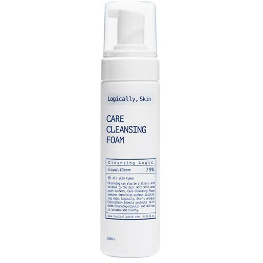 Care Cleansing Foam 200ml - i shop seoul